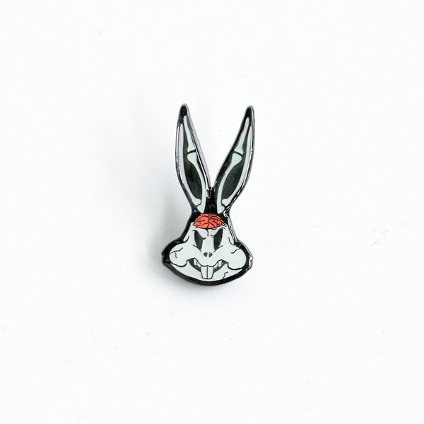 Looney Tunes Wild Glowing Bugs Bunny Pin