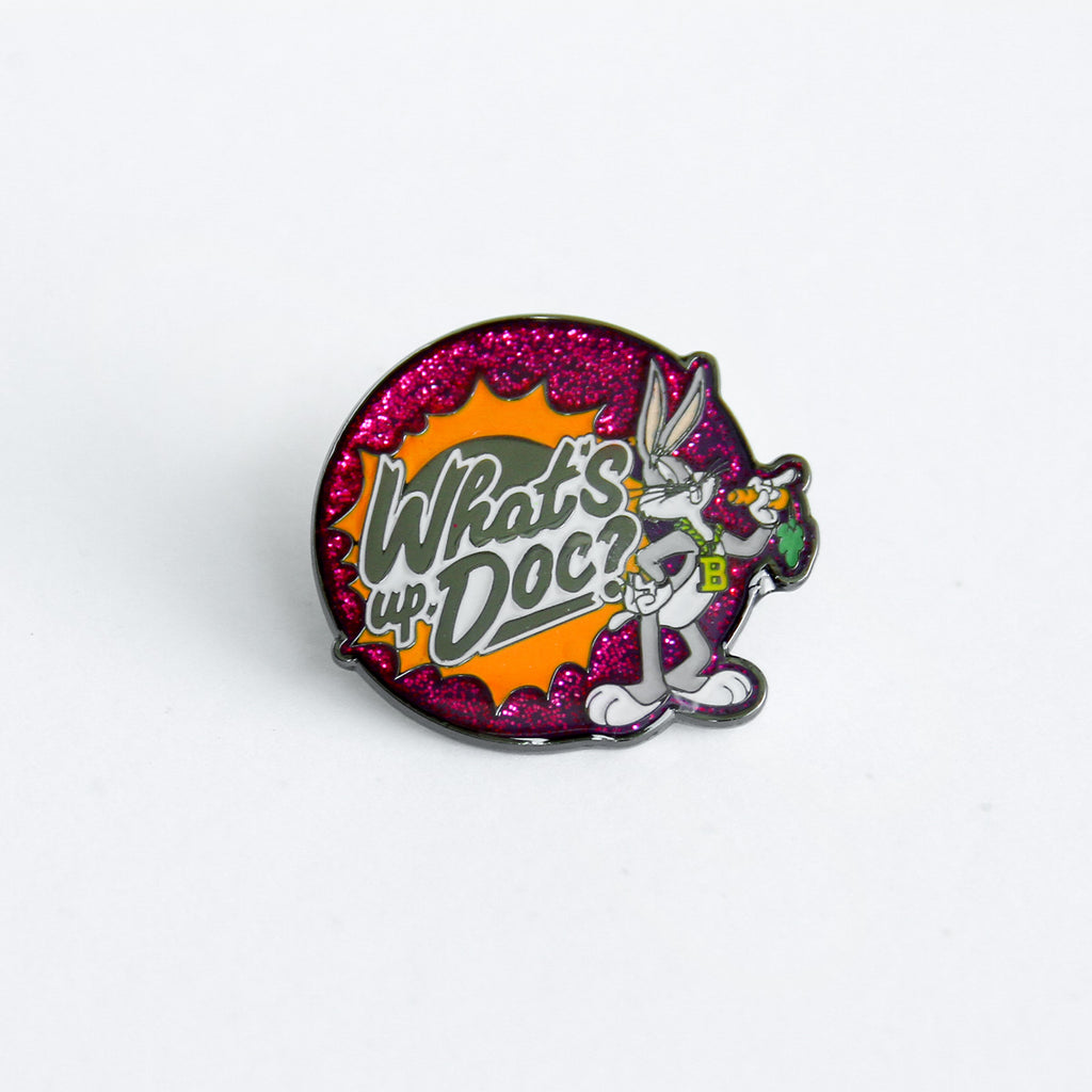 Looney Tunes Whats Up Bugs Bunny Pin