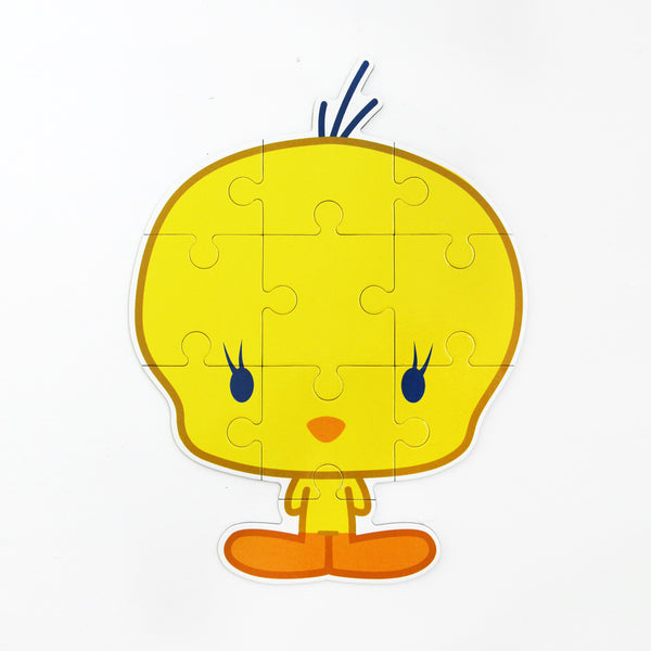 Looney Tunes Tweety Fridge Magnet Puzzles