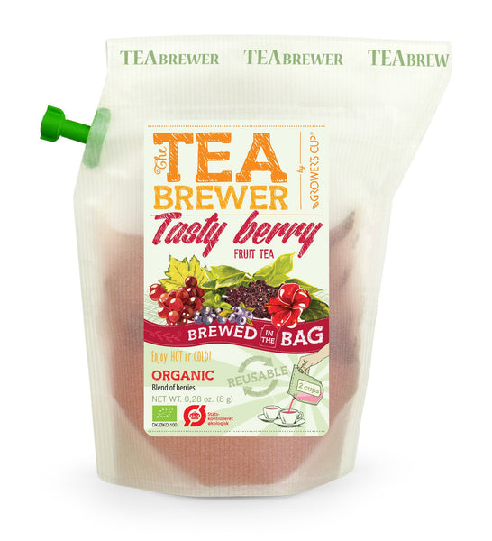 TeaBrewer Tasty Berry - Fruit Tea