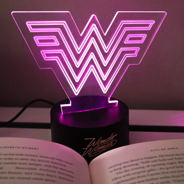Wonder Woman LED Lamp (WW84)