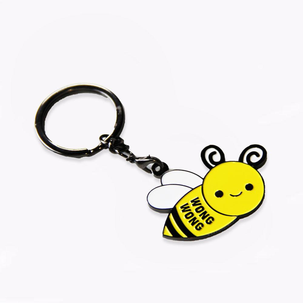 CLAN Badge Keychain - Wong
