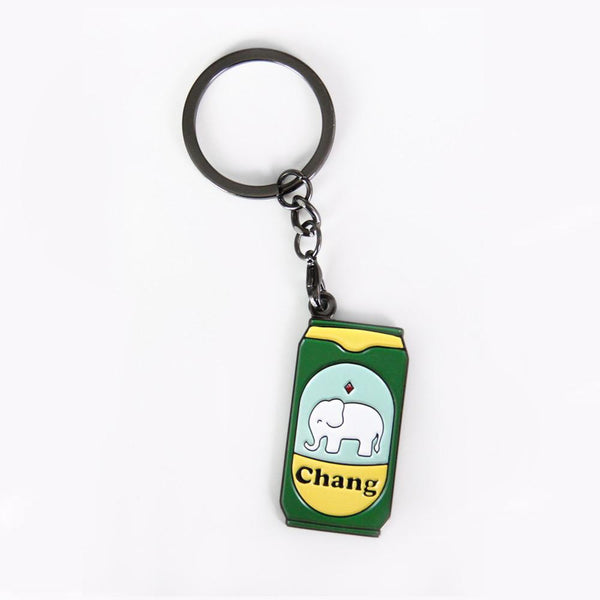 CLAN Badge Keychain - Chang