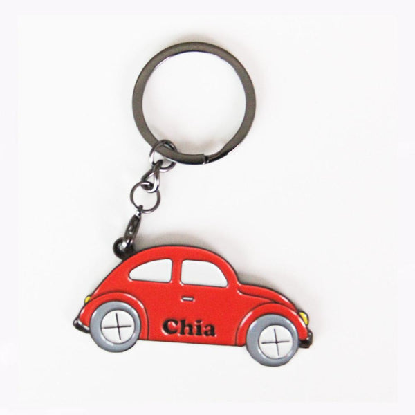 CLAN Badge Keychain - Chia