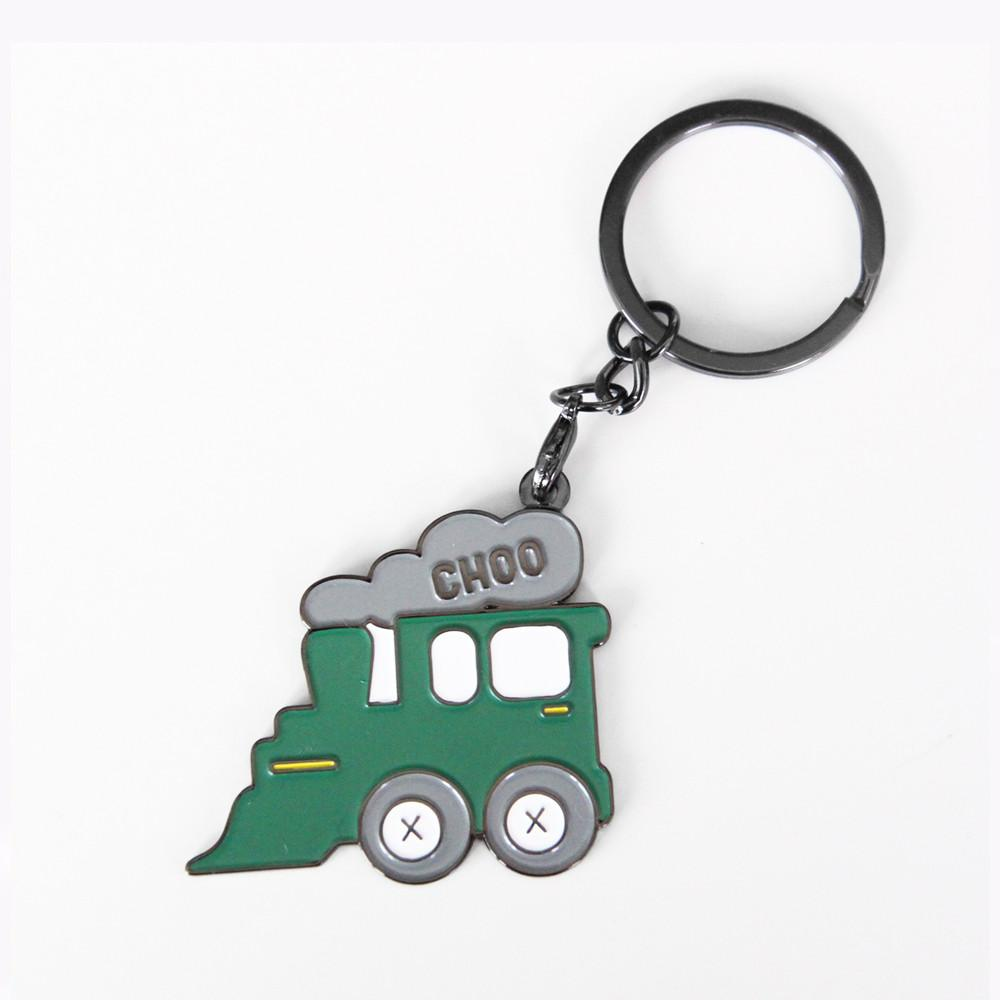 CLAN Badge Keychain - Choo