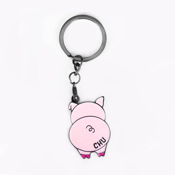 CLAN Badge Keychain - Chu