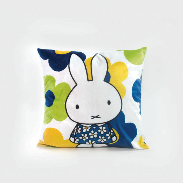 Miffy Cushion Cover - Floral