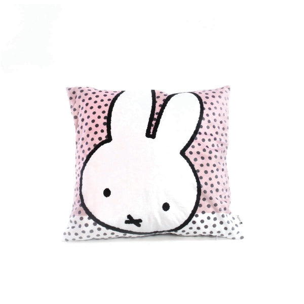 Miffy Cushion Cover - Pink