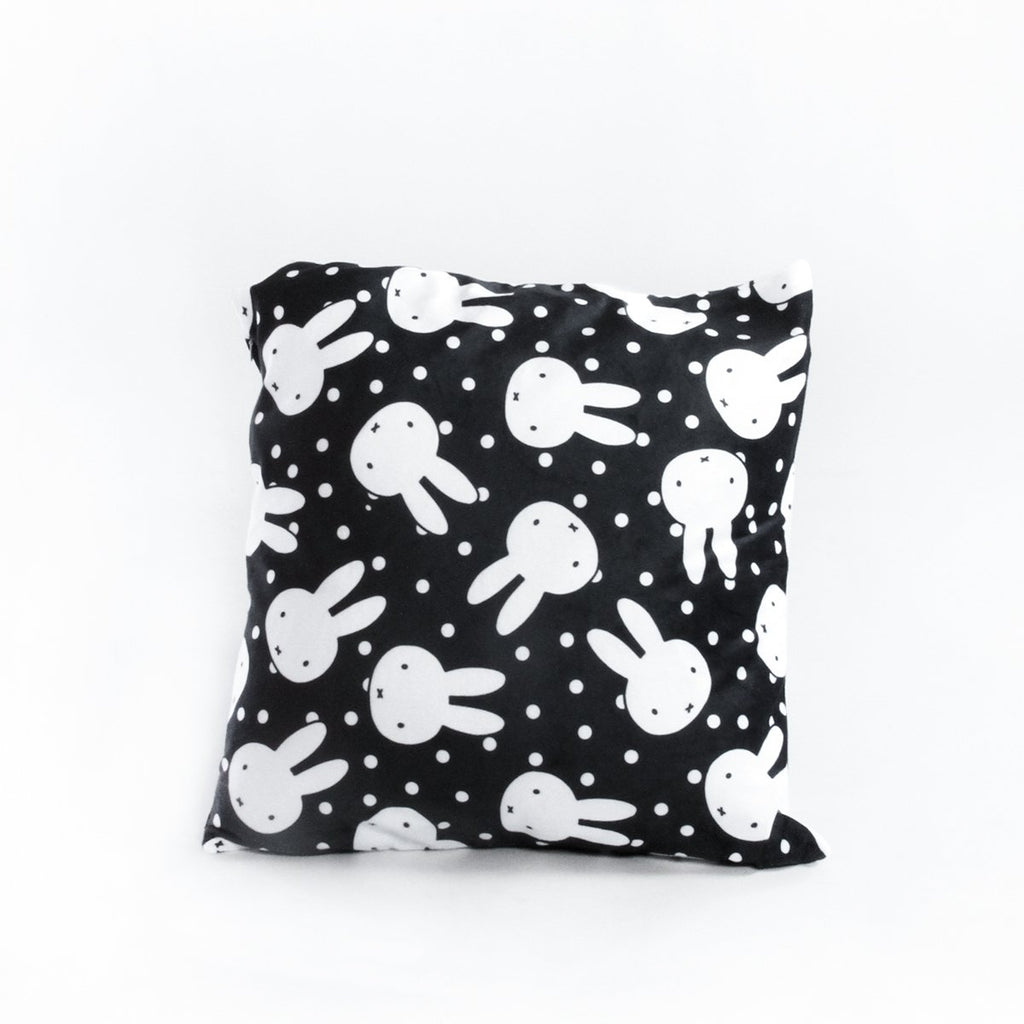 Miffy Cushion Cover - Mono