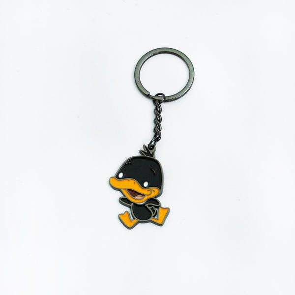 Looney Tunes Daffy Duck Chibi Keychain