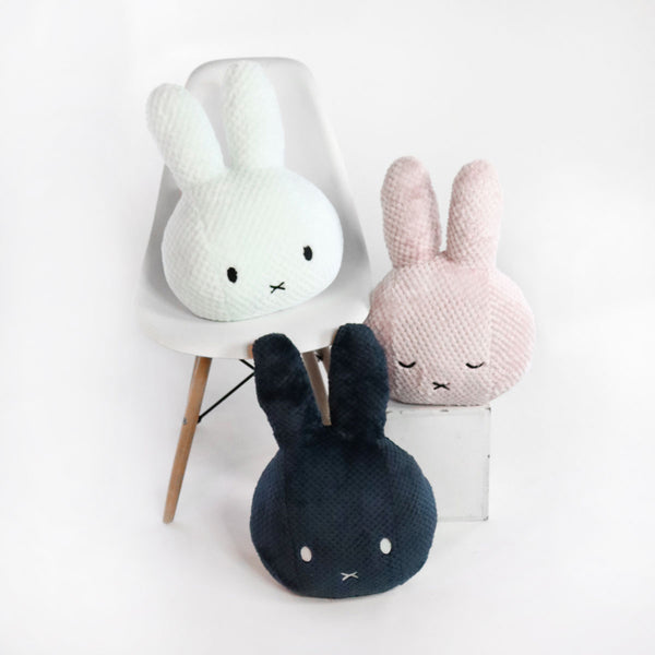 Miffy Head Cushion - Dotted