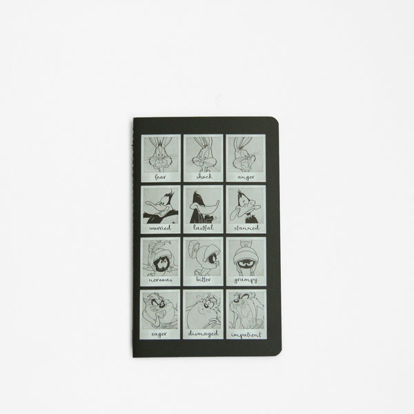Looney Tunes Expression Mini Notebook