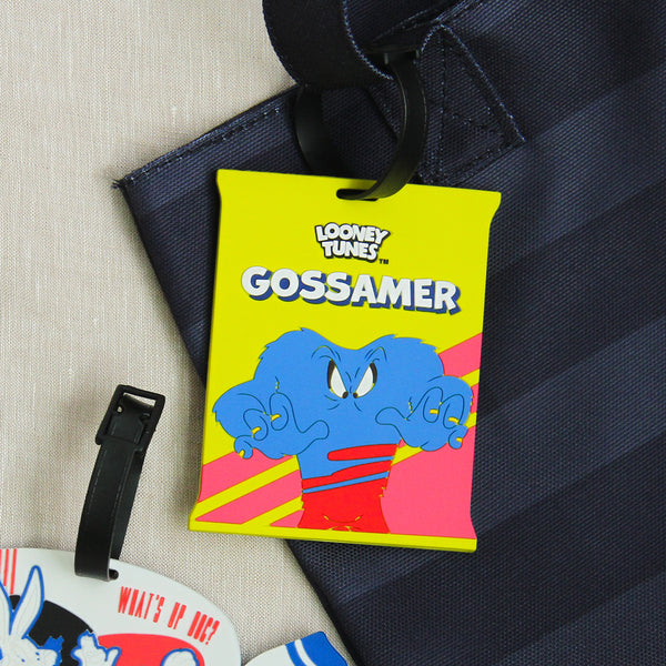 Looney Tunes Gossamer Luggage Tag