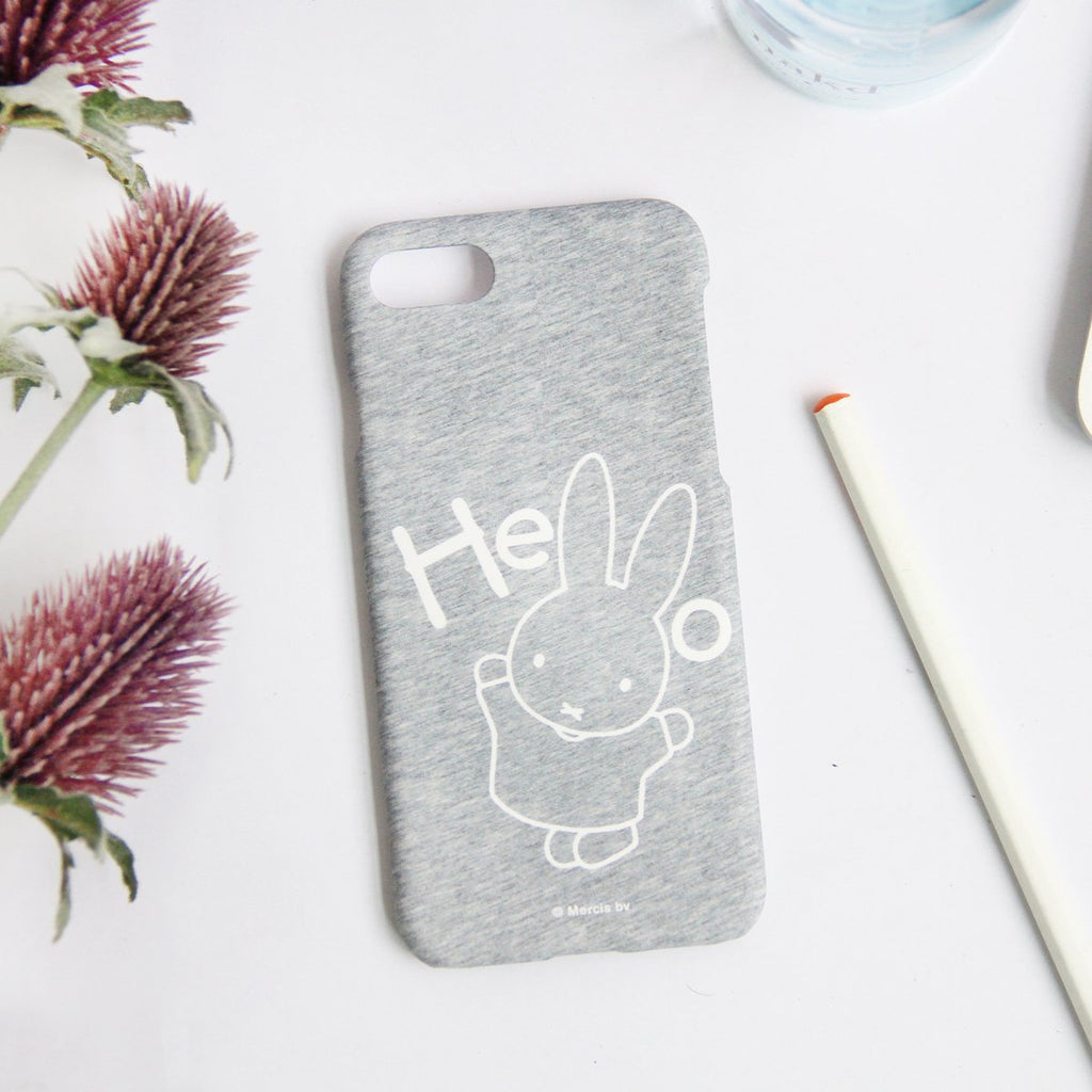 Miffy Phone Case - Hello