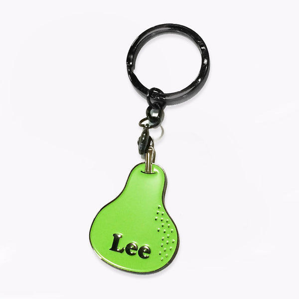 CLAN Badge Keychain - Lee