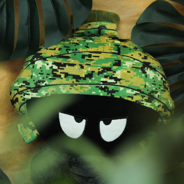 Looney Tunes Camo Marvin Cushion