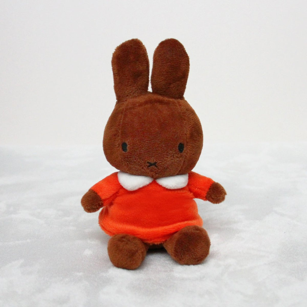 Miffy Plush Keychain - Mini Melanie
