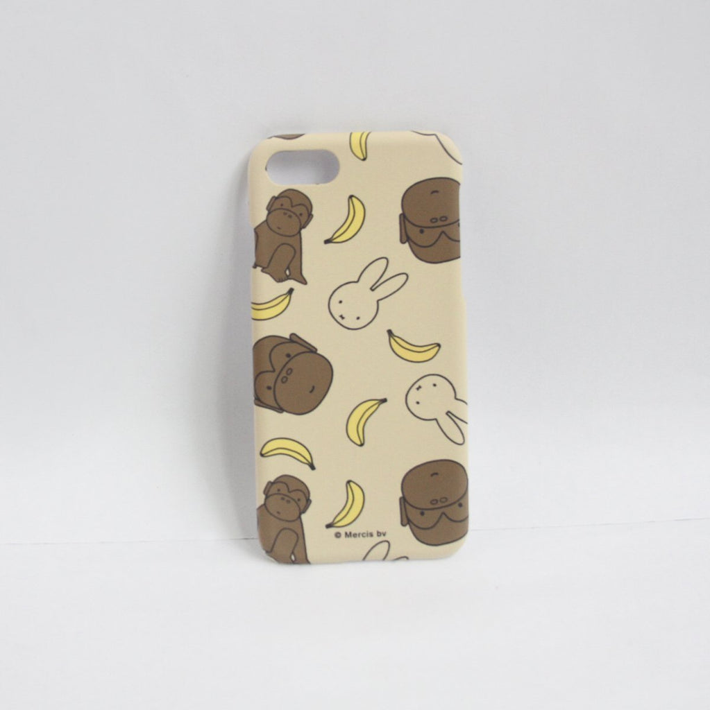 Miffy Phone Case - Miffy & Monkey