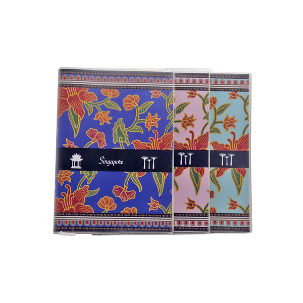 Izakka Notebook Batik