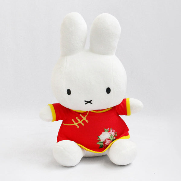 Miffy Plush x SG Costumes (Qi Pao)