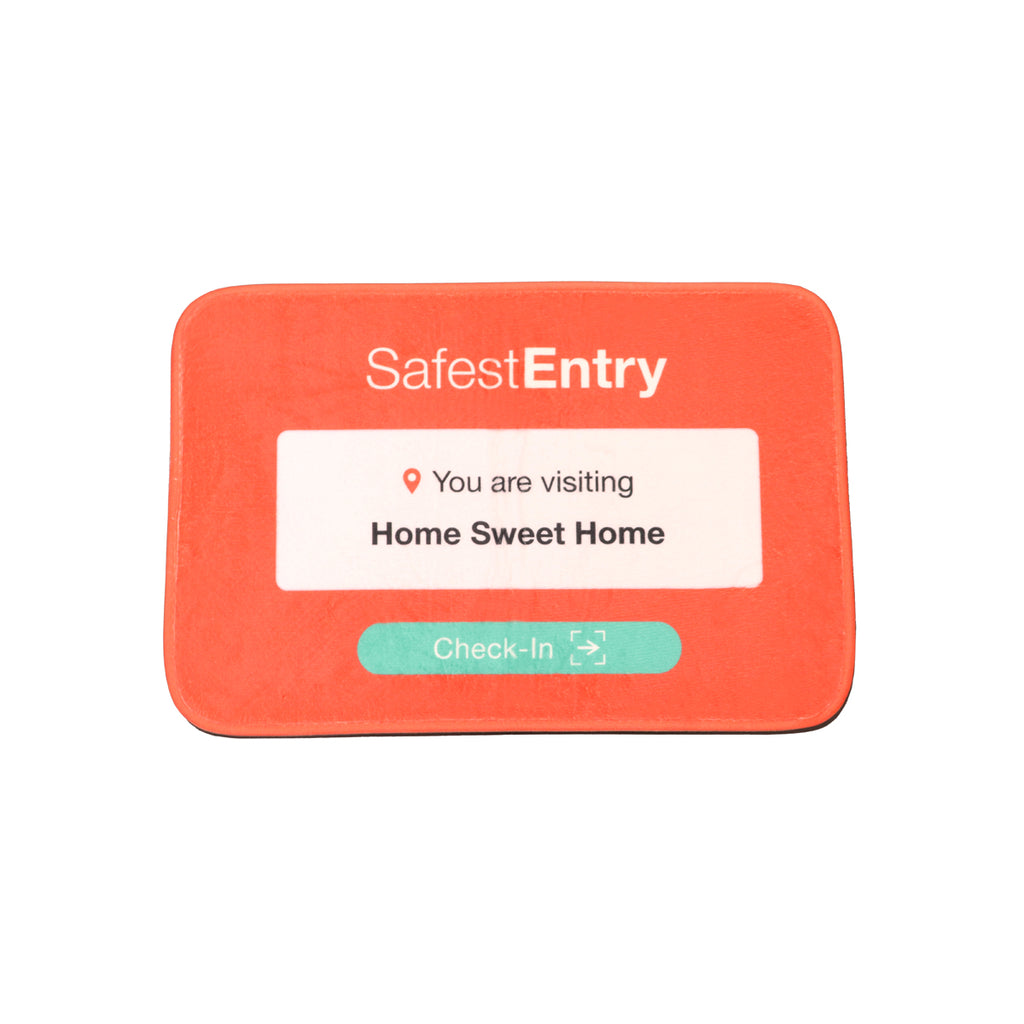 Safest Entry Doormat