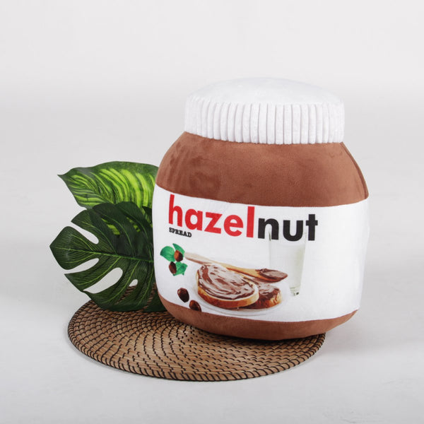 Hazelnut Spread Cushion