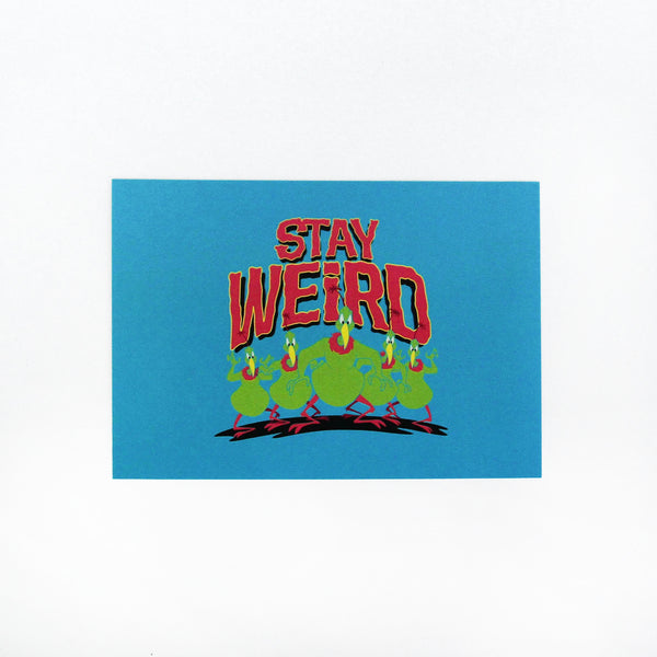 Looney Tunes Stay Weird Card