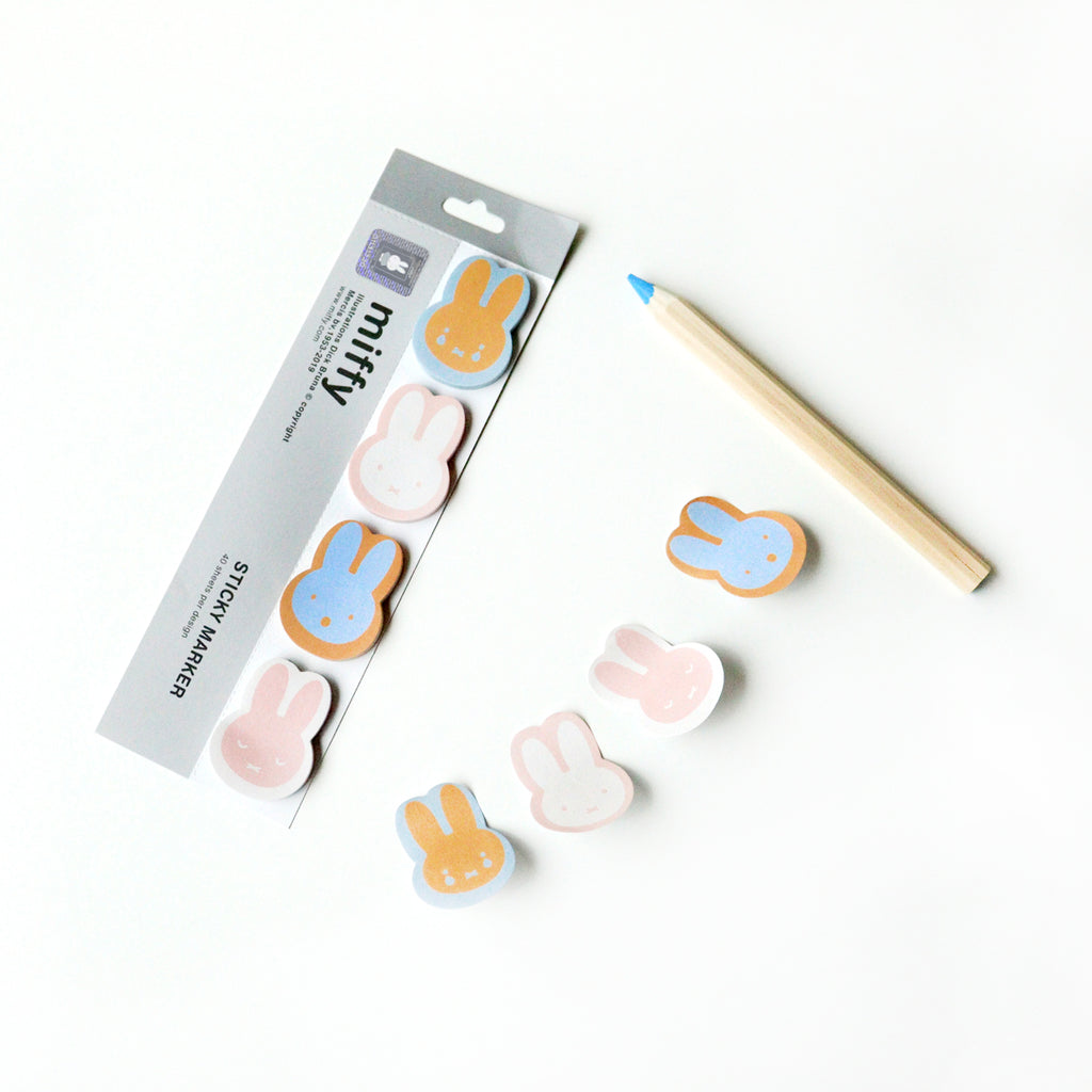 Miffy Sticky Marker