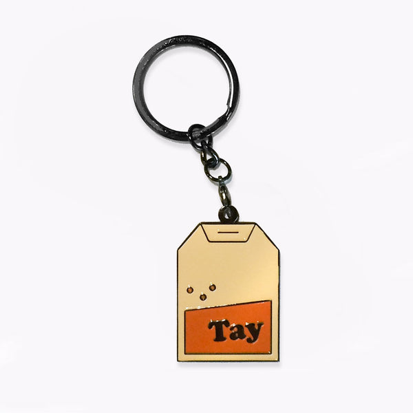 CLAN Badge Keychain - Tay