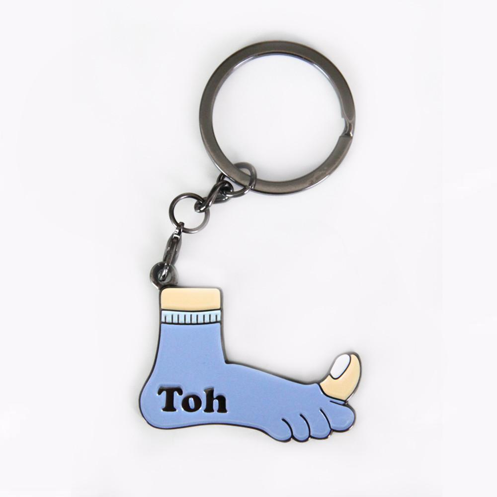 CLAN Badge Keychain - Toh