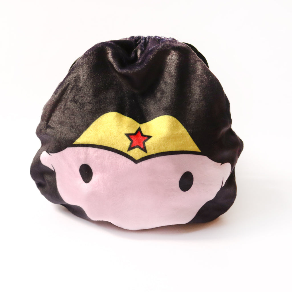 Wonder Woman Drawstring Pouch