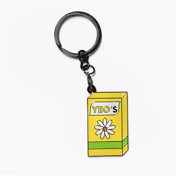 CLAN Badge Keychain - Yeo