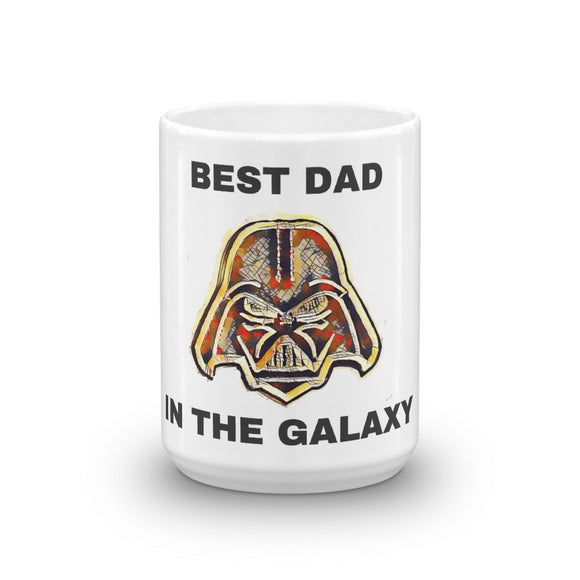 Best Dad in the Galaxy - Father's Day Gift