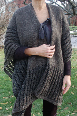 wrap to knit