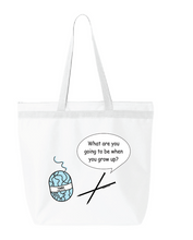 Load image into Gallery viewer, Knitting Tote Bag