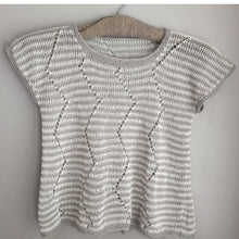Load image into Gallery viewer, knit tee