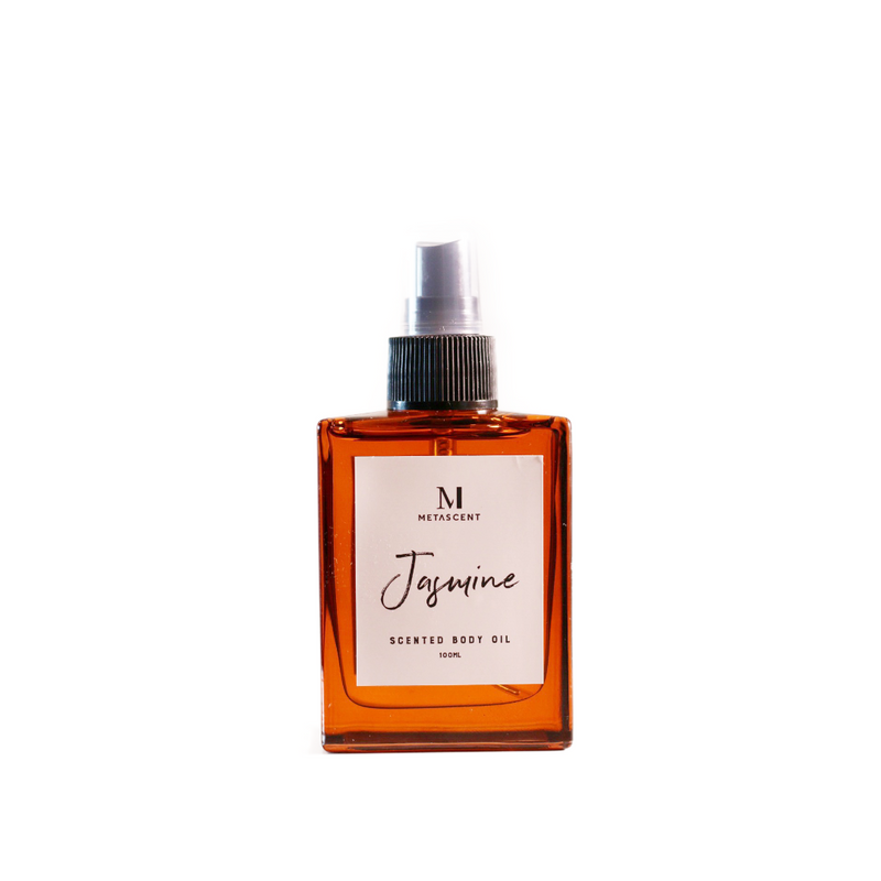 JASMINE - SCENTED BODY OIL