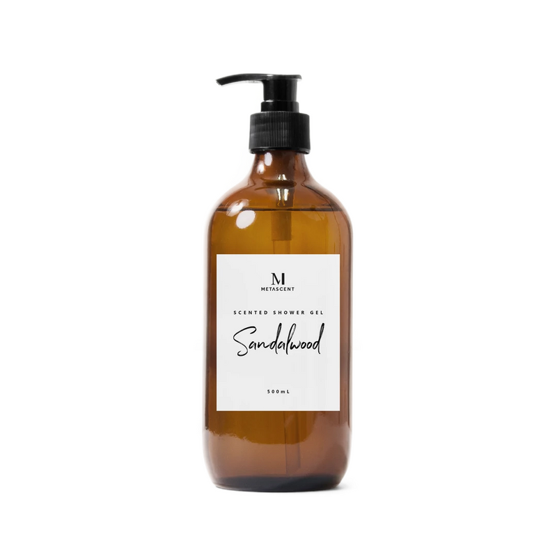 SANDALWOOD SHOWER GEL