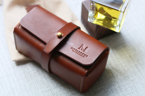 GENTLEMAN COLLECTION LEATHER CASE