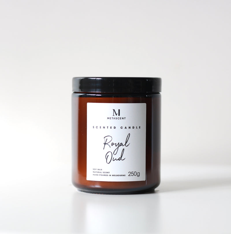 ROYAL OUD SCENTED CANDLE