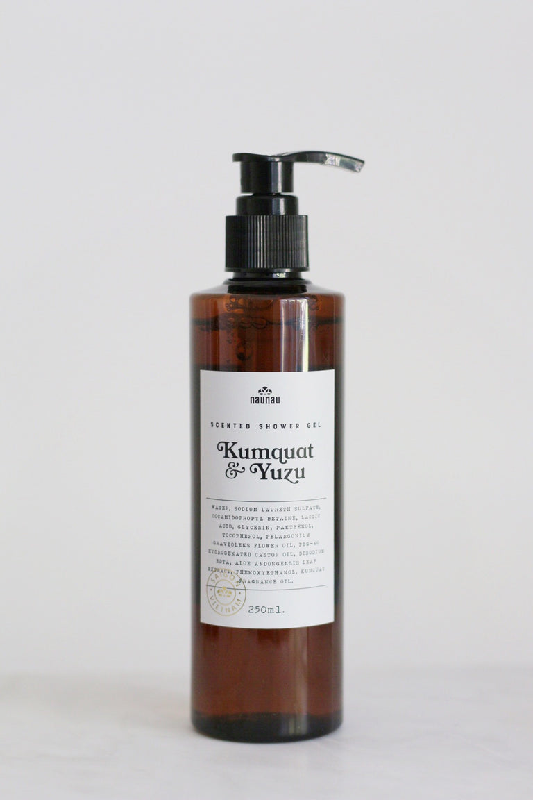 Scented Shower Gel 250ml