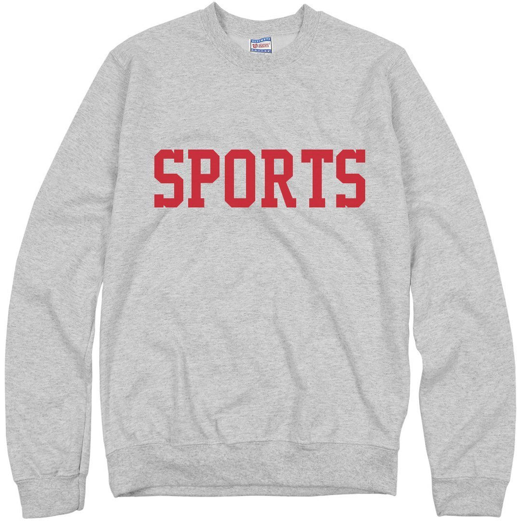 Ironic Sports Sweatshirt