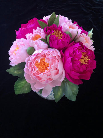 Kelley's Peonies
