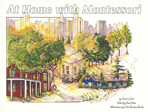 At Home With Montessori DVD