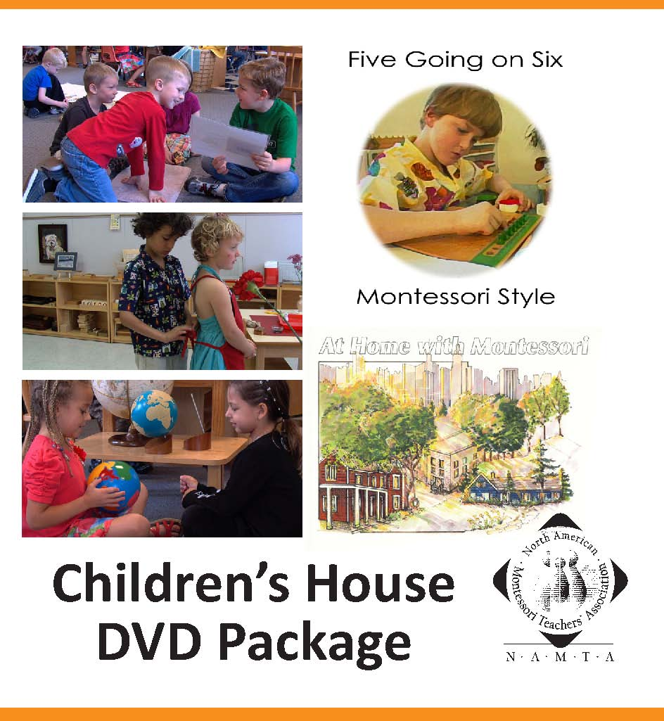 Children's House DVD Package