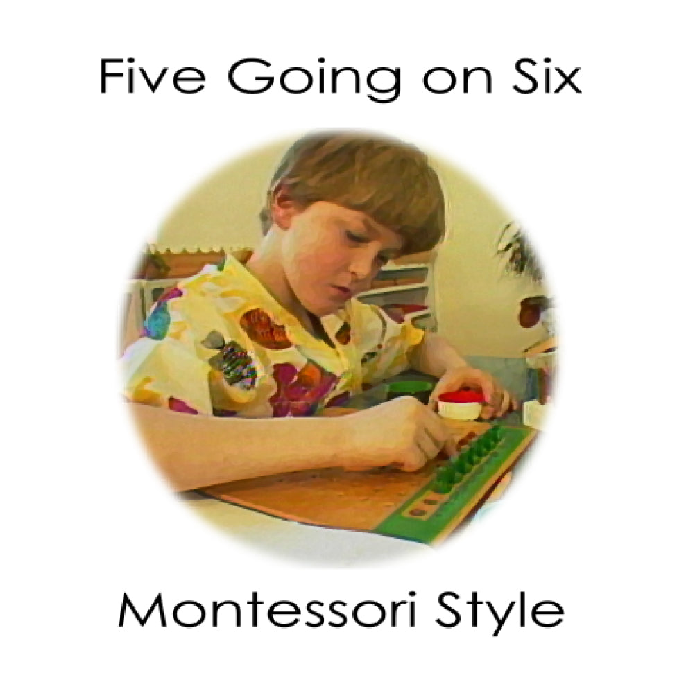 Five Going on Six - Montessori Style