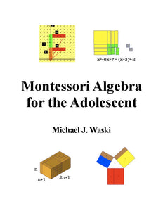 Algebra for the Adolescent