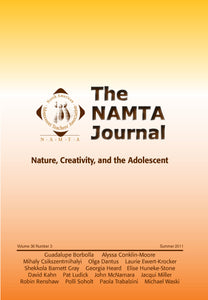 Vol 36, No 3: Nature, Creativity, and the Adolescent