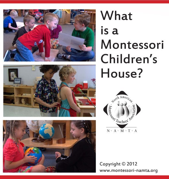 What is a Montessori Childrens House? DVD