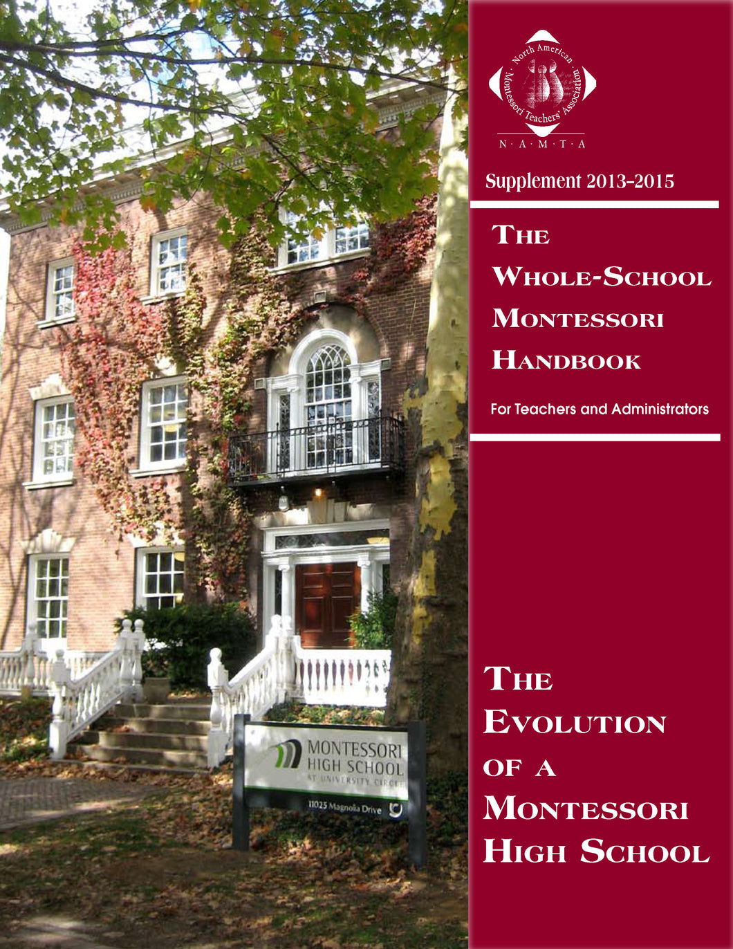 Whole School Handbook, Supplement 2013-15